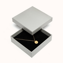 Load image into Gallery viewer, W Initial Necklace