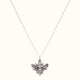 Load image into Gallery viewer, Bourdon - 925 Sterling Silver Bumble Bee Necklace