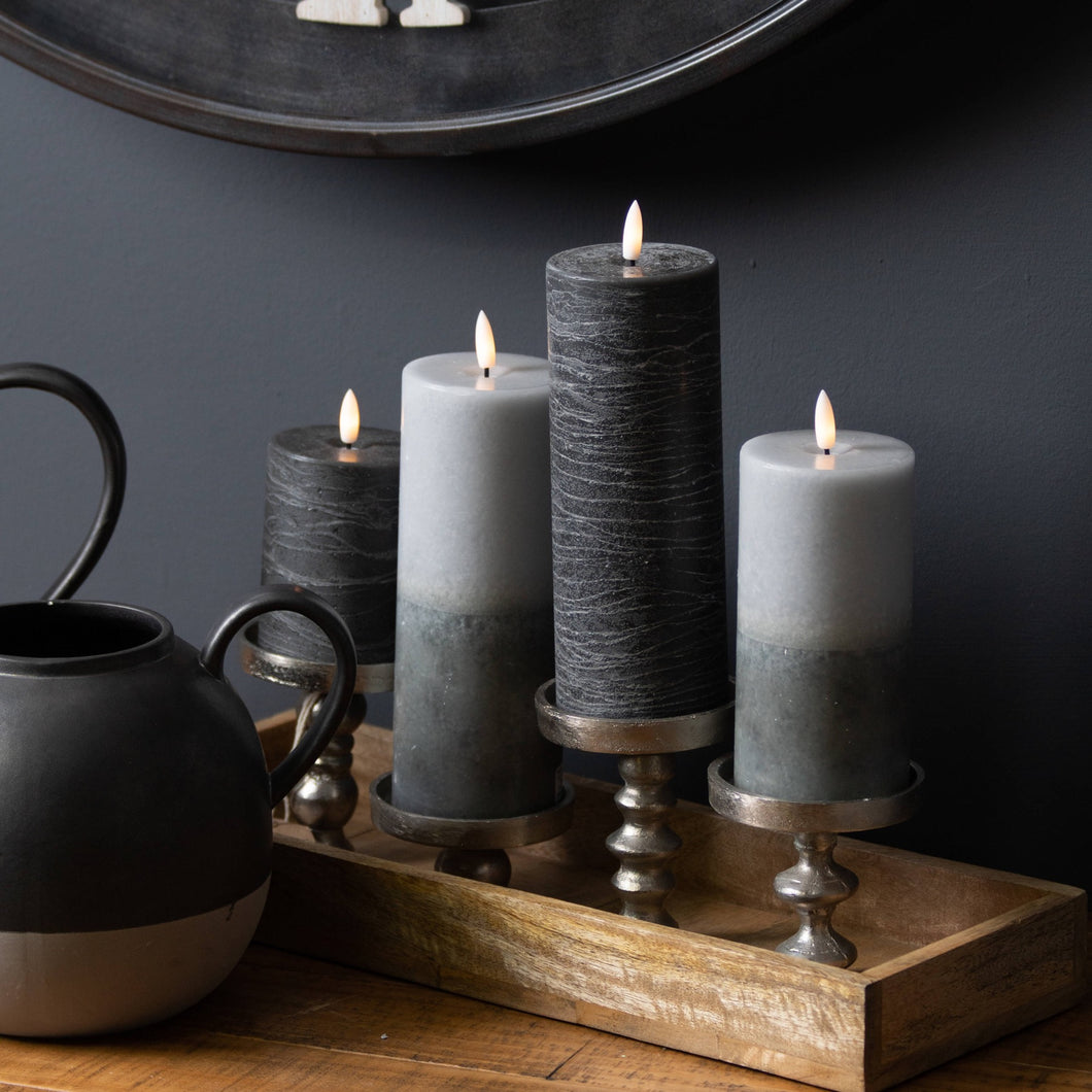 Four Candle Holders