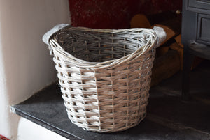 Small Wicker Storage Basket