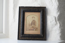 Load image into Gallery viewer, Duke of Cornwall Light Infantry Soldier Framed Photograph
