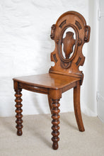 Load image into Gallery viewer, Oak Hall Chairs