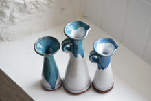 Load image into Gallery viewer,  Blue Studio Pottery vases