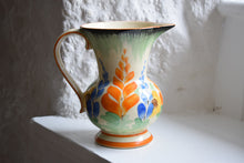 Load image into Gallery viewer, Art Deco Period floral jug