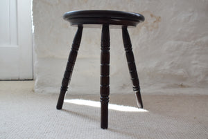 Small Oak Occasional Table