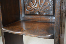 Load image into Gallery viewer, Oak Single Church Pew