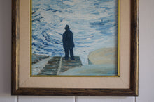 Load image into Gallery viewer, The Old Fisherman Oil on Canvas
