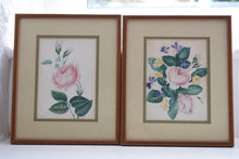 Load image into Gallery viewer, Wild Roses, Violets and Primroses Paintings