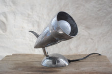 Load image into Gallery viewer, Vintage Retro Mountable Chrome Lamp