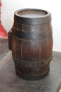 Antique 18th Century Cornish Cider Costrel