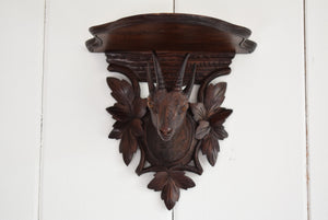 Goat Head Wall Bracket