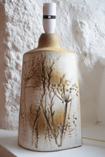 Load image into Gallery viewer, Cow Parsley Table Lamp Base