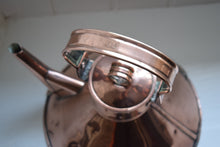 Load image into Gallery viewer, Copper Kettle