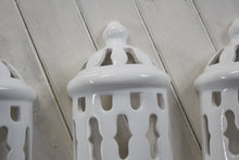 Load image into Gallery viewer, Vintage Ceramic Wall Lanterns Traditional Portuguese