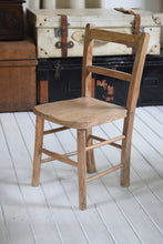 Load image into Gallery viewer, Antique School Chair