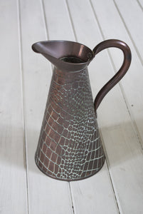 Antique Copper Jug