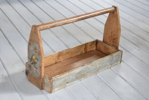 Wooden Tool Caddy