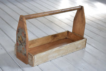 Load image into Gallery viewer, Wooden Tool Caddy