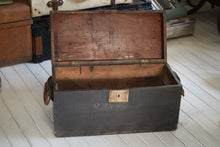 Load image into Gallery viewer, Antique Sea Chest
