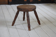 Load image into Gallery viewer, Antique Georgian Milking Stool