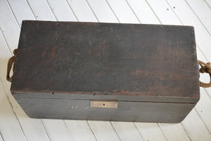 Antique Sea Chest