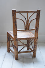 Load image into Gallery viewer, Childs Bamboo Chair
