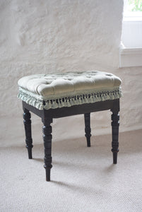 James Shoolbred & Co Piano Stool