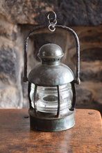 Load image into Gallery viewer, Antique Ships Lantern