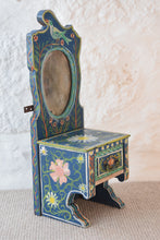 Load image into Gallery viewer,  Painted Mirrored Vanity Dresser Unit