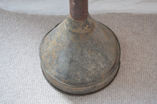 Load image into Gallery viewer, Antique Floor Standing Brewers Funnel
