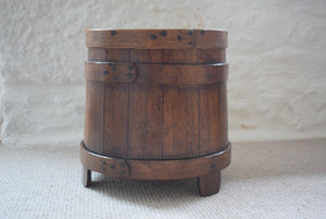 Antique Flour Firkin