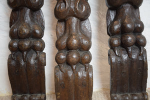 Oak Decorative Carvings