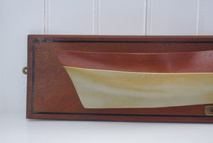 Mevagissey Lugger Model