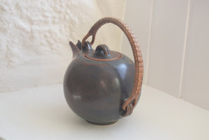 Danish Ceramic Teapot