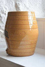 Load image into Gallery viewer,  Stoneware Rum Barrel