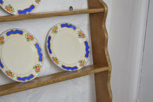Load image into Gallery viewer, Pine Plate Rack