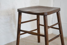 Load image into Gallery viewer, Oak Stool