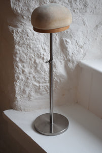 Industrial Adjustable Hat Stand