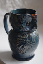 Load image into Gallery viewer, Antique Farnham Pottery Owl