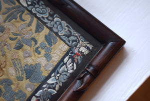 Huanghuali Wood Tea Tray