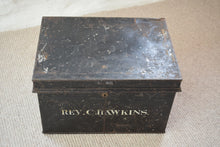 Load image into Gallery viewer, Antique Deed Box Rev C Hawkins