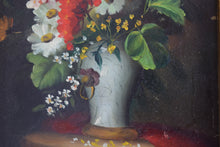 Load image into Gallery viewer, oil painting of flowers