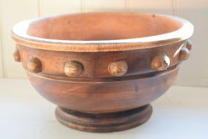 medieval style bowl