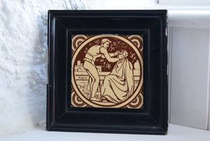 Antique Minton Tile