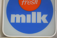 Load image into Gallery viewer, Cool Fresh Milk Retro Advertising Sign