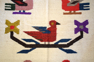 Ethnic Wool Wall Hanging