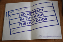 Load image into Gallery viewer, Original Led Zeppelin at Knebworth Programme