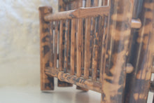 Load image into Gallery viewer, vintage bamboo letter rack