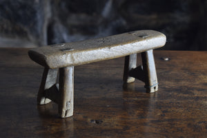 Candle Stand Miniature Stool