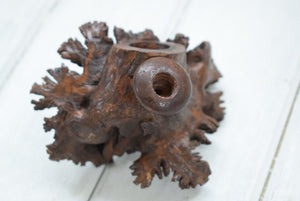 Antique Black Forest Root Wood Pipe